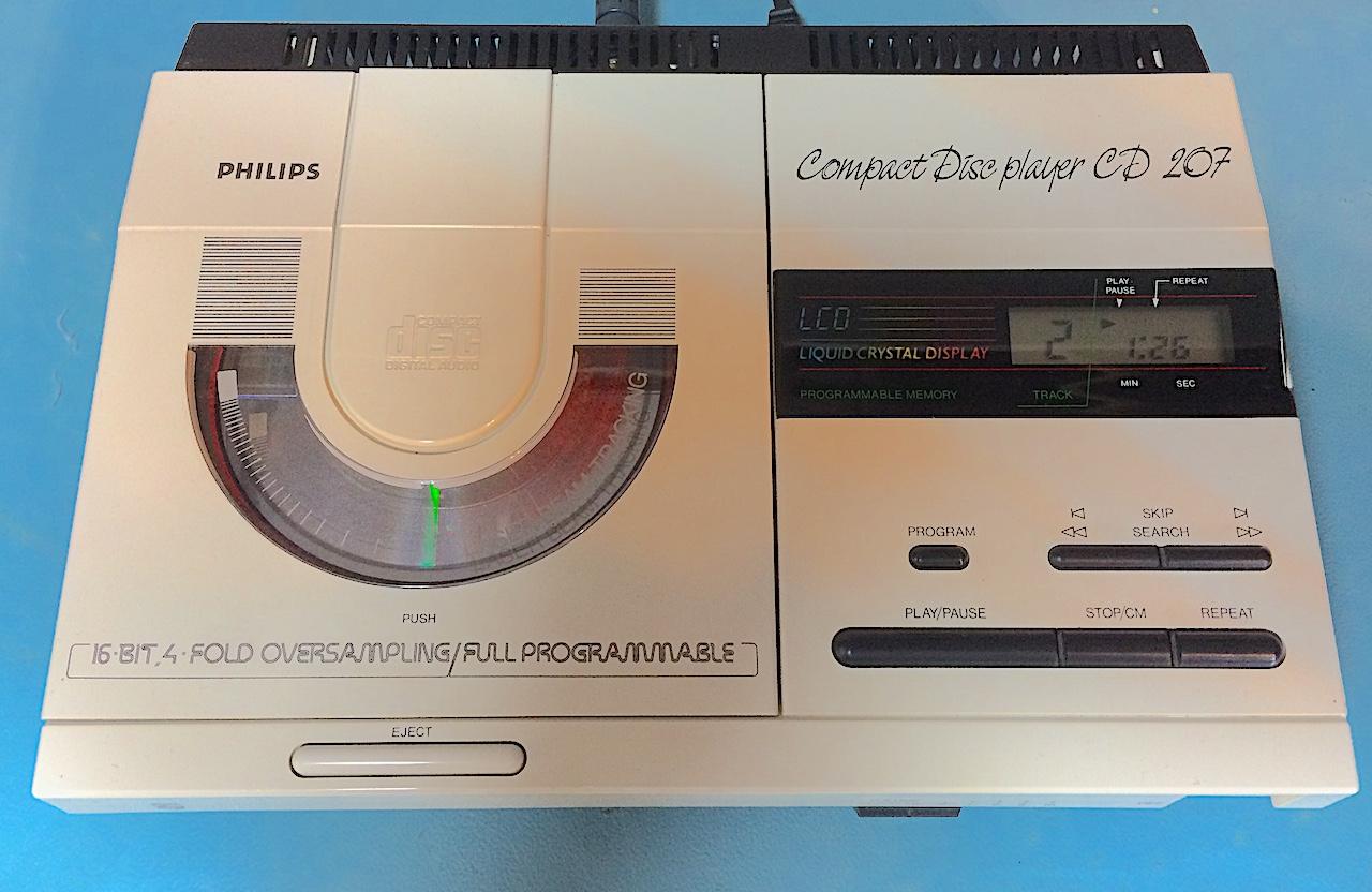 Philips CD 207