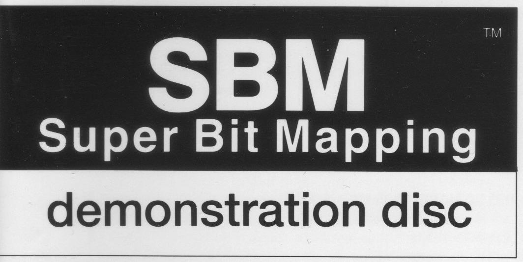 Added Sony SBM Demo Disc